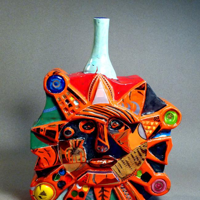 Vase Soleil 2