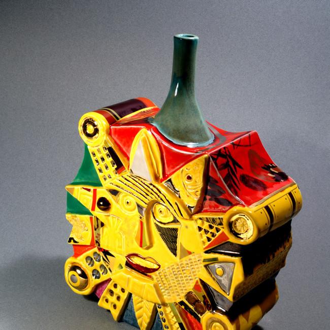 Vase Soleil 1