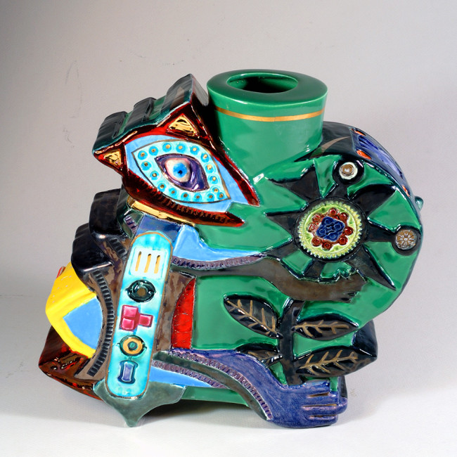 Vase Zoomorphe