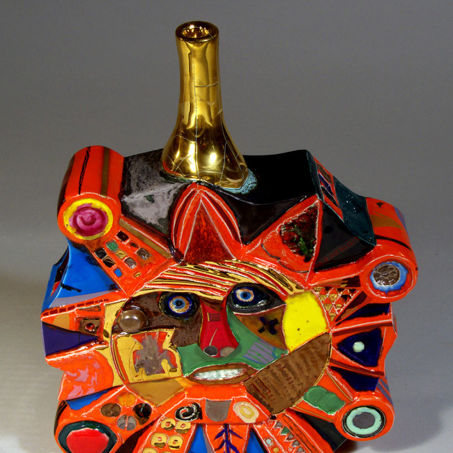 Vase Soleil 3
