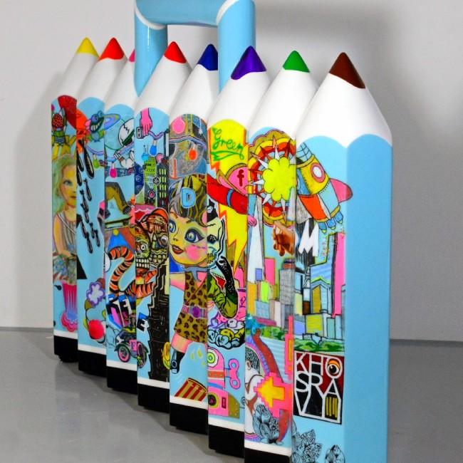 Crayons extraordinaires (2016)